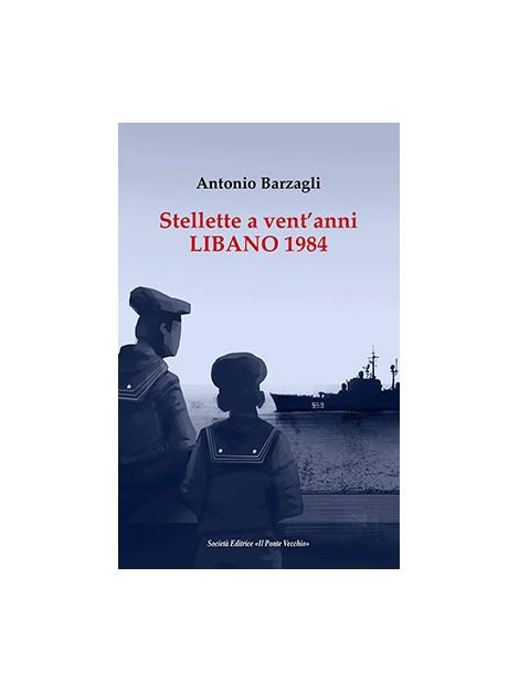 STELLETTE A VENT'ANNI. LIBANO 1984